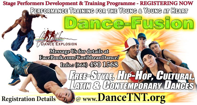 Dance-Fusion Performance Training Program