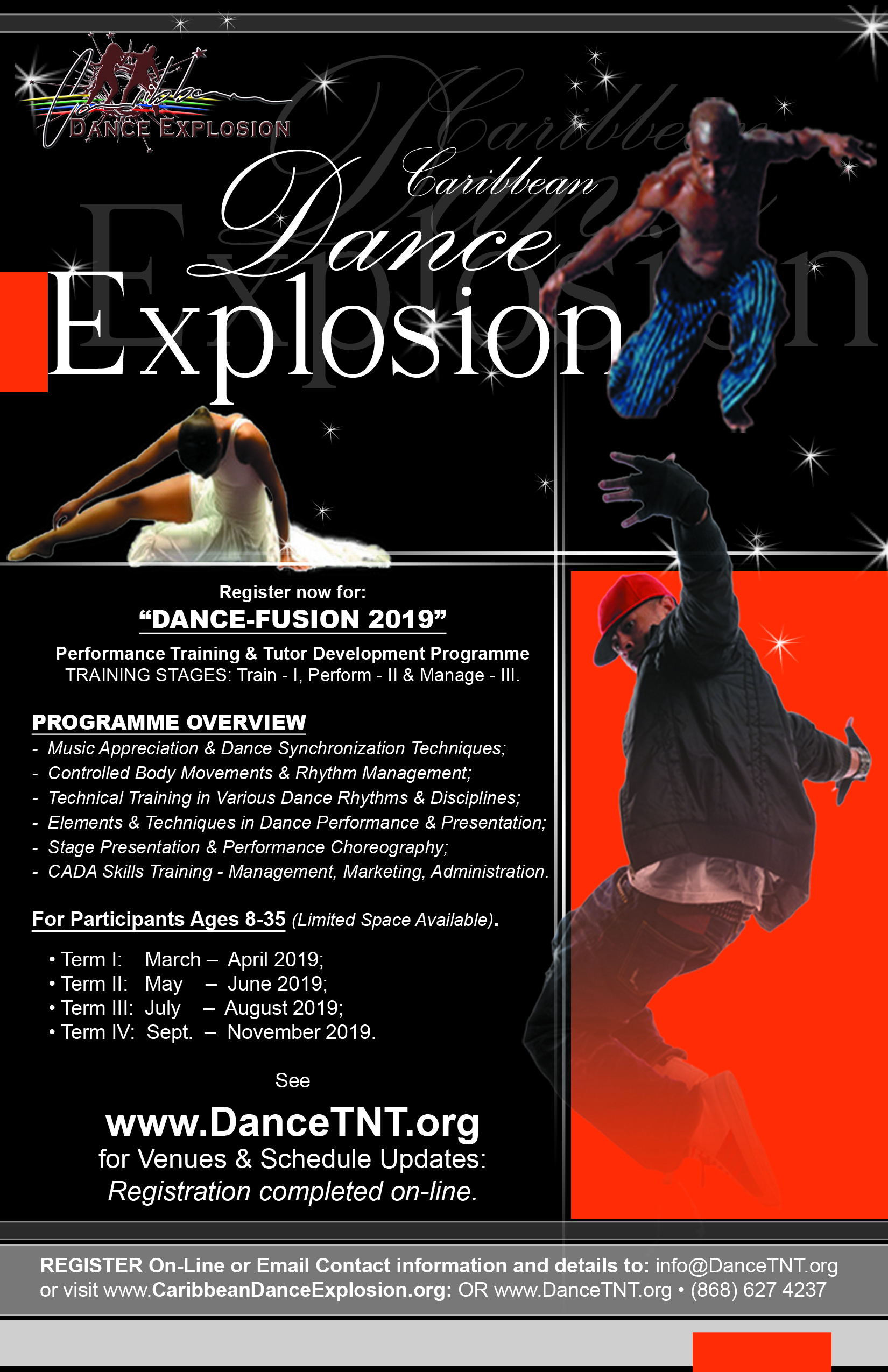 Dance Fusion Performance Training Programme