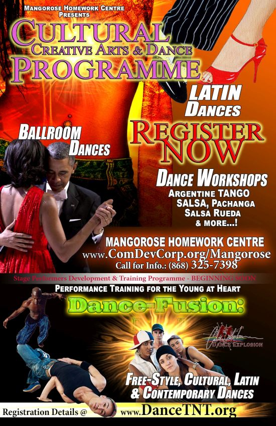 Dance-Fusion Performance Training