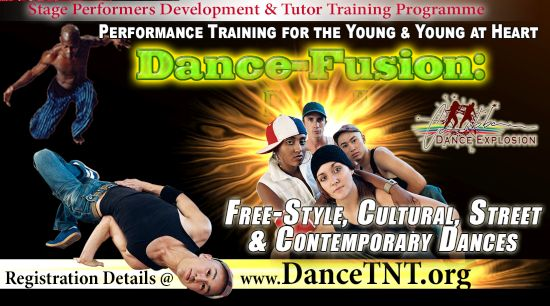 Dance_Fusion Training Programme