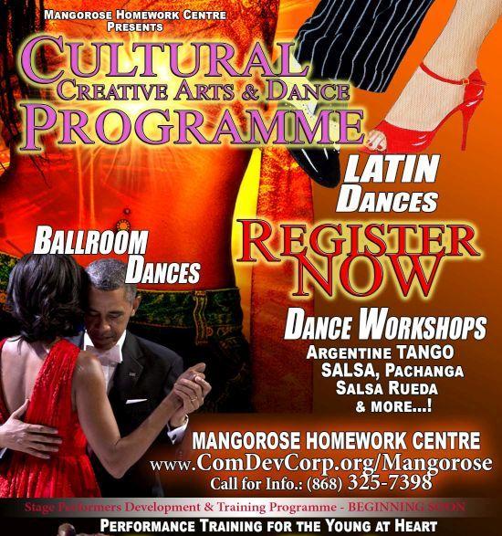 Ballroom & Latin Dance Programme